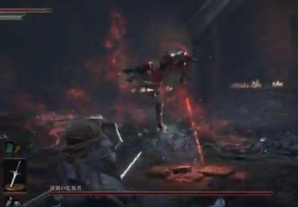 ダークソウル3 深淵の監視者07