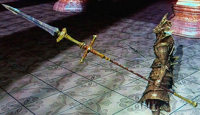 ダクソ3竜狩りの鎧