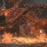 ダークソウル3燻りの湖デーモンの遺跡エリア攻略/第8番目のボスデーモンの老王の倒し方【素性は騎士】