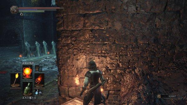 ダークソウル3 イルシールの地下牢_焼きごて6人衆