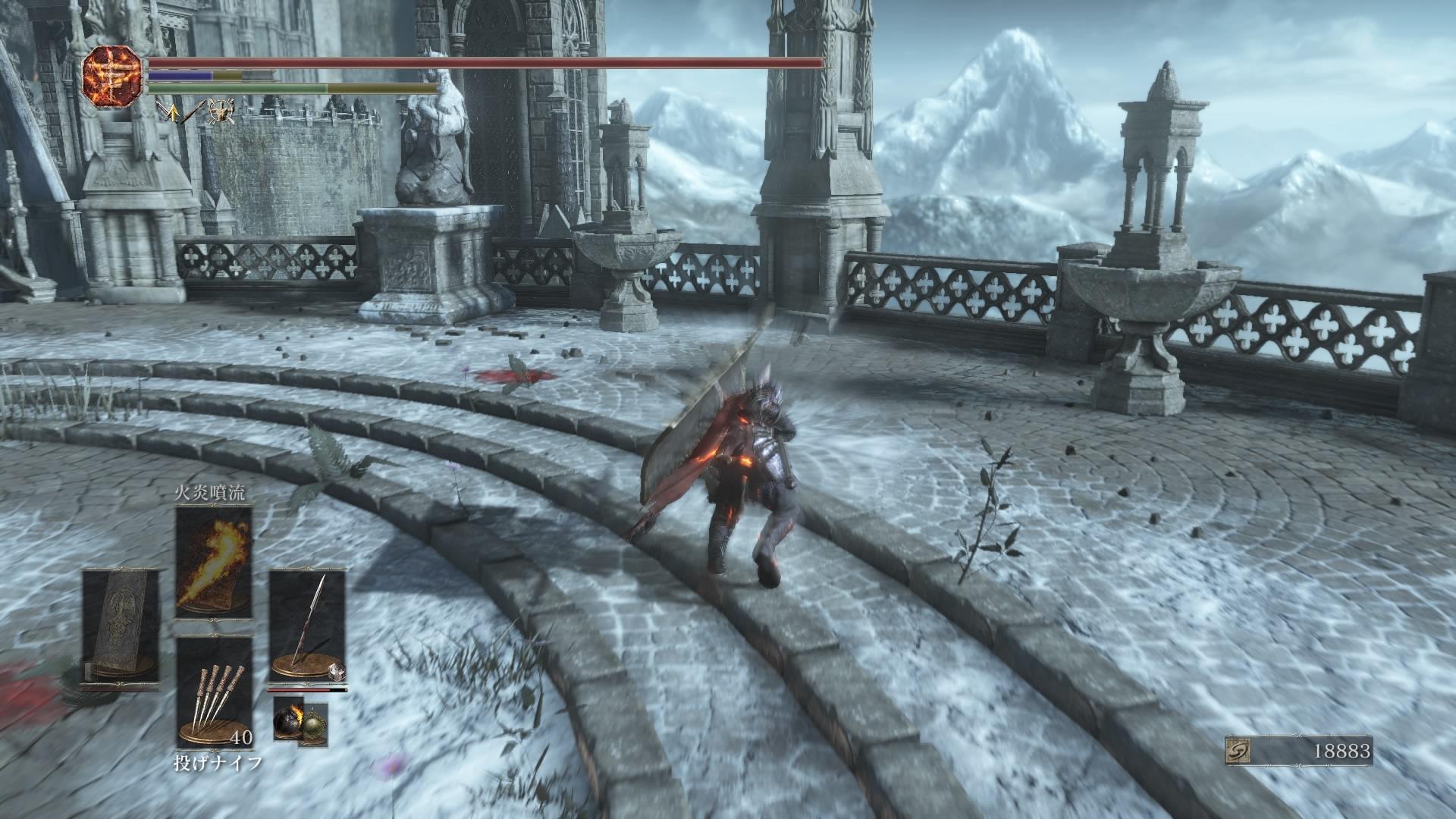 ダクソ3ロスリック騎士の長槍戦技